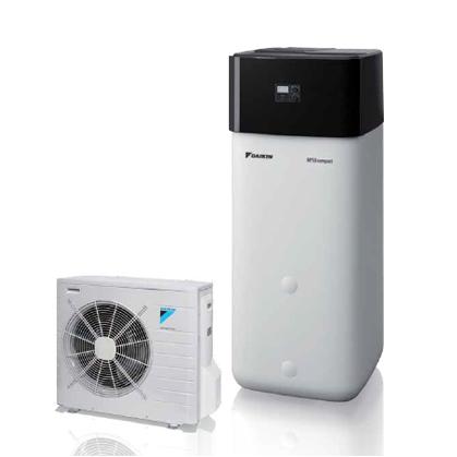 Pompe di calore aria acqua daikin a roma prezzi e servizi for Controllo caldaia obbligatorio 2016