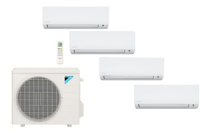 Climatizzatori multisplit e dual split a roma offerte e for Climatizzatori multisplit